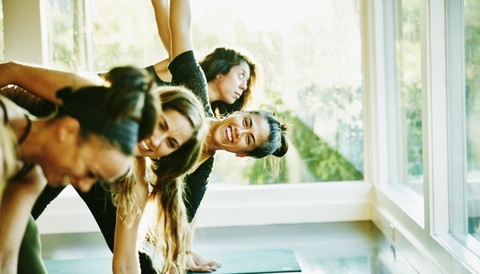 More Americans exercised in 2019