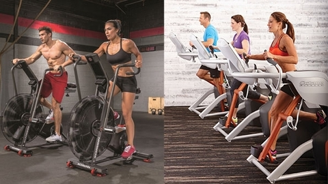 Nautilus' static direct segment performance was attributed to a drop in direct sales for the TreadClimber product line
