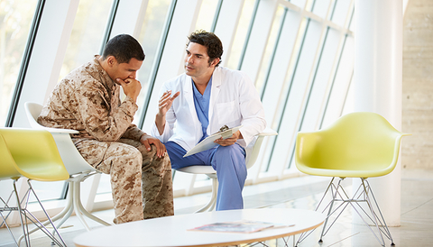 Army soldiers heart health