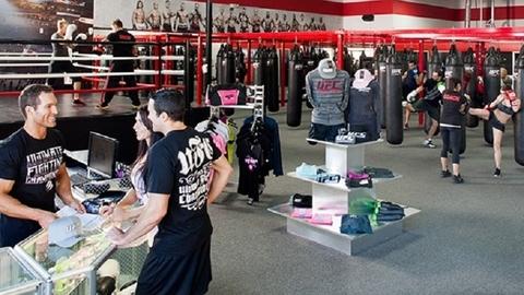 3. UFC Gyms, Santa Ana, CA