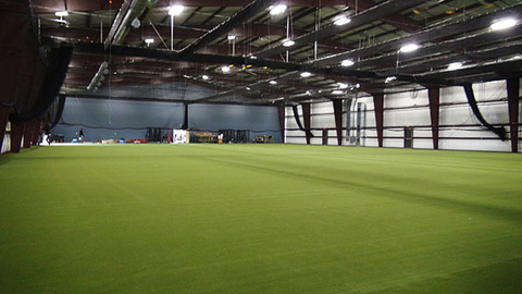The Newtown Athletic Club opened its 41000squarefoot Sports Training Center which will house the facility39s leagues and teams as well as be available for rental Photo courtesy of Newtown Athletic Club