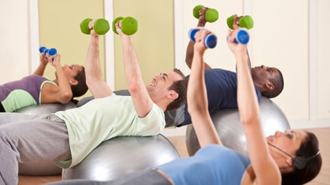 Some club operators have merged their group exercise and personal training departments under one leader Photo from Thinkstock