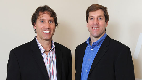 Kirk Galiani left and John Galiani now operate Onelife Fitness clubs Crunch Fitness clubs and Sport amp Health clubs under the US Fitness umbrella in Virginia and the Washington DC metro area Photo courtesy of US Fitness