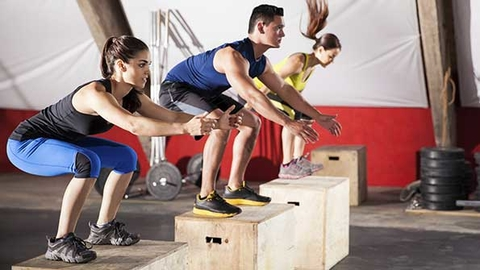 HIghintensity interval training has been a trend for the past few years but the risks can be great if club operators and their staff members do not pay attention Photo by Thinkstock