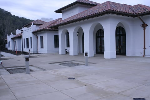 The Joseph L Alioto Recreation Center is under construction at Saint Mary39s College of California in Moraga Photo courtesy of Saint Mary39s College of California