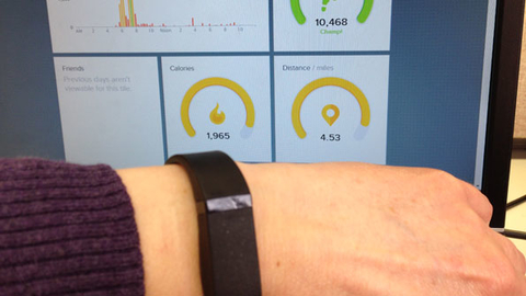 Fitbit has added FitStar to its suite of products Photo by Pamela Kufahl