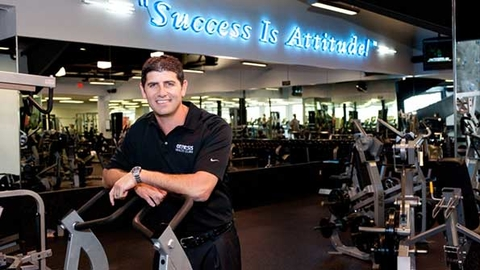Rodney Steven  has been expanding his Genesis Health Clubs brand across Kansas and part of Missouri With his latest purchase of a former Midtown Athletic Club in Overland Park KS Steven says he plans additional expansion in the Kansas City area and possibly other markets Photo courtesy of Genesis Health Clubs