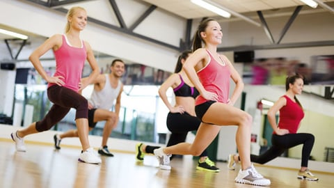 The survey listed exercise as the top activity Americans would spend time on if there were more time available each week yet there was a gap between that desire and spending money at a fitness facility Photo by Thinkstock