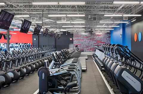 Blink Fitness has 50 locations open or in development in New York and New Jersey Photo courtesy Blink Fitness