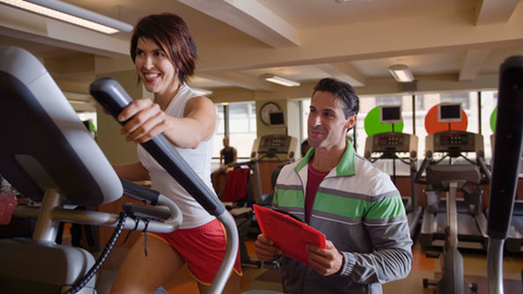 Health club operators can help prevent trainer burnout and encourage entrepreneurial challenges and growth by fostering a growth mindset Photo by Thinkstock