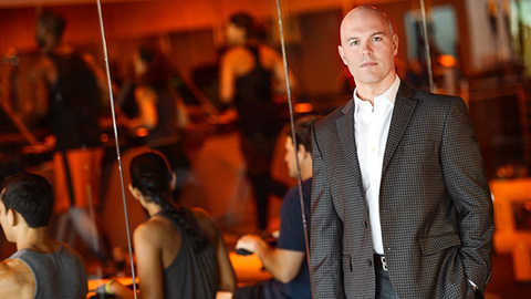 Orangetheory Fitness CEO David Long is a cofounder of Ultimate Fitness Group which franchises Orangetheory Fitness clubs along with Massage Envy and European Wax Center Photo courtesy Orangetheory Fitness