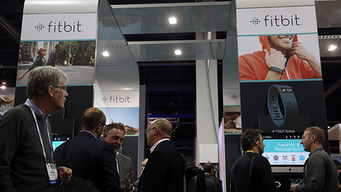 Jawbone has filed three legal actions against competitor Fitbit in 2015 Photo by Getty Images