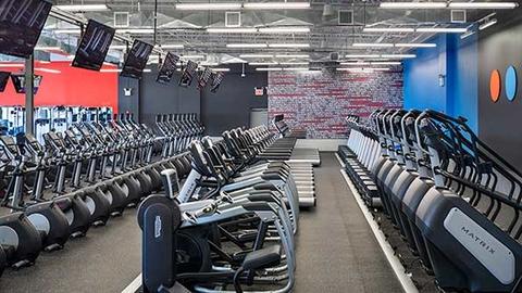 A Blink Fitness studio Photo courtesy Blink Fitness
