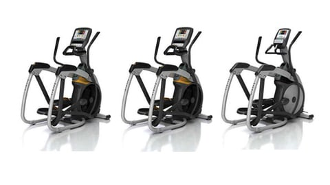 From left The Matrix A3x Ascent Trainer Matrix A7X Ascent Trainer and the Matrix A3x Elliptical Trainer Photos courtesy US Consumer Product Safety Commission