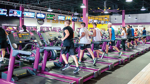 Planet Fitness filed for the IPO in June and set the share offering price last week Photo courtesy Planet Fitness