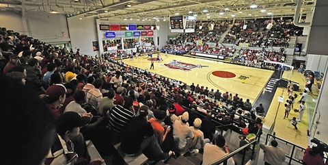 Troy University plans to tear down Sartain Hall its basketball arena from 1962 to 2012 to make way for a new recreation center Photo from Troy University