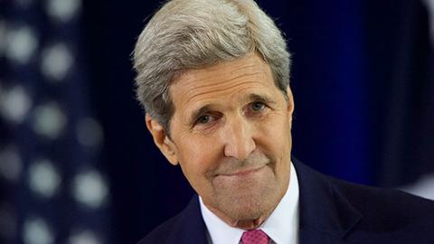 US Secretary of State John Kerry Photo by Mark MakelaGetty Images