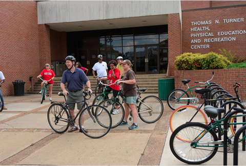 Plans for additional recreational space at the University of Mississippi would complement programs offered at the Turner Center on the Oxford campus University of Mississippi