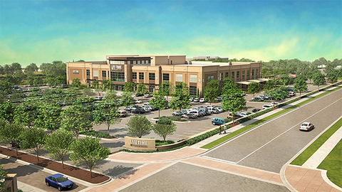 The Life Time Fitness planned for Brookfield Wisconsin is expected to begin construction in June 2016 and to be open by June 2017 Rendering courtesy Irgens