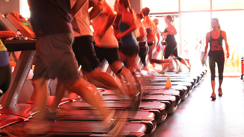 Orangetheory Fitness just got a capital infusion of an undisclosed sum to help it with its plans to grow to 700 studios by 2017 Photo courtesy Orangetheory