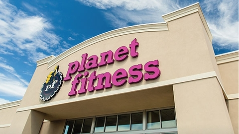 Planet Fitness has 1000 new locations committed to opening in the next seven years with more than 500 set to open in the next three years CEO Chris Rondeau said Photo courtesy Planet Fitness via US Securities and Exchange Commission filing