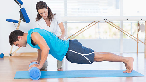 As part of the Exercise is Medicine Solution physicians can refer their patients to qualified exercise professionals who hold the EIM Professional Credential Photo by Thinkstock