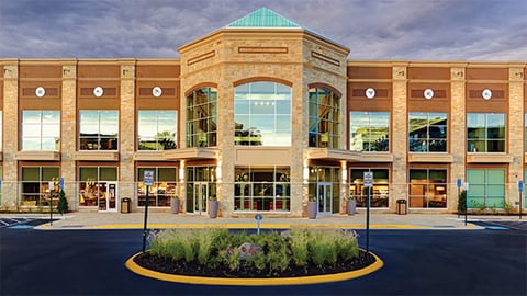 The Life Time Fitness location in Cool Springs set to open in August 2017 is located about 15 miles south of downtown Nashville Photo courtesy SouthStar LLC