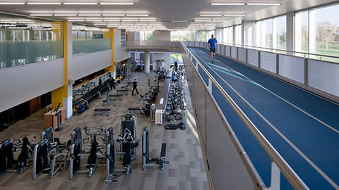 The University of Colorado School of Medicine is conducting a national search for a new executive director for its Anschutz Health amp Wellness Center Photo courtesy Anschutz Health amp Wellness Center