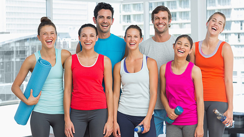 In 2015 the US health club market hit a recordhigh 64 million consumers served including members and visitors according to a report from IHRSA Photo by Thinkstock