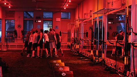 The first Tone House studio will open in a New York Sports Club this summer and then in some of its BFX studios Photo courtesy Town Sports International