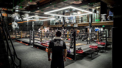 Founded in 2013 EveryBodyFights has a 15000squarefoot flagship facility in Boston and manages a digital certification and content program for trainers across the country Photo courtesy EveryBodyFights