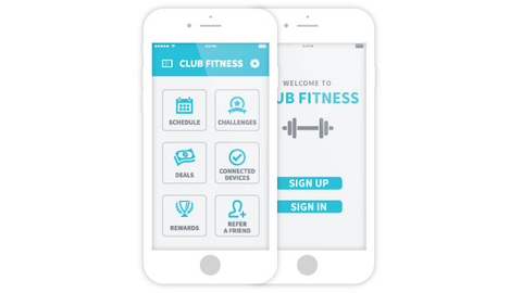 Netpulse provides branded mobile applications to health clubs Photo by Netpulse