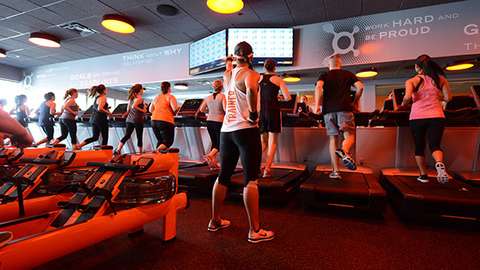 Orangetheory Fitness CEO Dave Long told Club Industry that the franchise expects to have 600 locations open worldwide by the end of this year Photo by Orangetheory Fitness