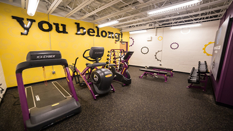 Planet Fitness cemented its Judgment Free Generation campaign in its home state of New Hampshire last week where the health club chain opened its firstever gym inside a Boys amp Girls Club