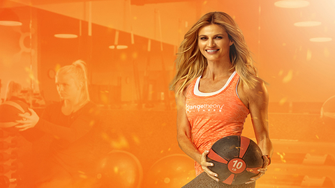As Orangetheory39s new brand ambassador Erin Andrews will spread the company39s ldquoKeep Burningrdquo philosophy in addition to launching forthcoming marketing campaign ldquoThere Is No Afterrdquo Photo courtesy Orangetheory