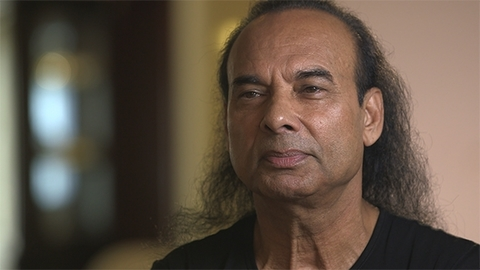 Bikram Choudhury is allegedly ldquoattempting to hide assets transfer assets and sell assets in order to avoid paying what the court has ordered him to payrdquo Carla Minnard the attorney for the plaintiff in this case told Club Industry Photo courtesy HBO