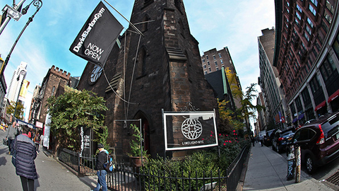 All the DavidBartonGym locations in New York including the Limelight location in a former church have been closed Photo courtesy DavidBartonGym