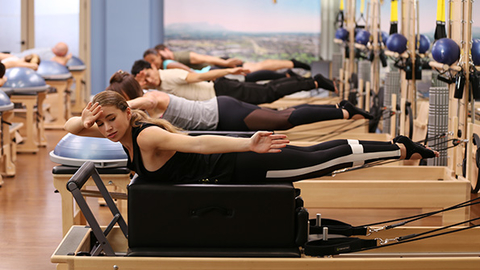 Club Pilates was one of three new fitness franchise companies on this year39s Entrepreneur39s Franchise 500 list Photo courtesy Club Pilates