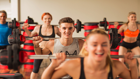 A Nielsen study of more than 3000 participants of group fitness classes around the world highlighted that more than 85 percent of class members visit their facility twice a week specifically to engage in group classes Photo by Les Mills