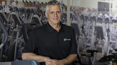 Frank Napolitano has been appointed as acting CEO of 24 Hour Fitness after the departure of Mark Smith Napolitano joined the company in 2014 after its current owners purchased it from Forstmann Little and Co Photo courtesy 24 Hour Fitness
