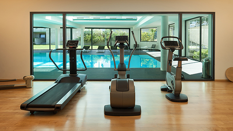 Although hotel gyms often see negative returns research suggests nearly half of all Millennial travelers value onsite fitness amenities when choosing a hotel Photo by Thinkstock