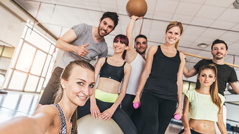 Not only did health club member numbers increase in 2016 but so did the number of consumers which includes visitors In 2016 66 million consumers used a health club an alltime high according to IHRSA Photo by Thinkstock