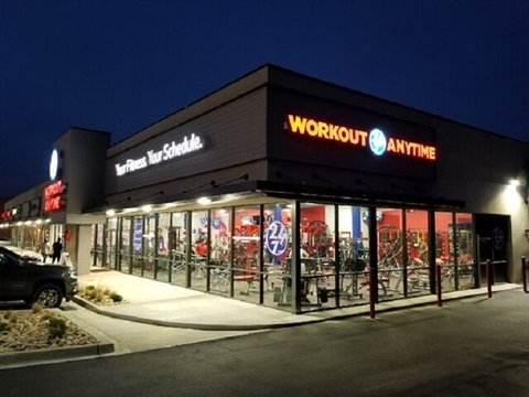 10. Workout Anytime Franchising Systems LLC
