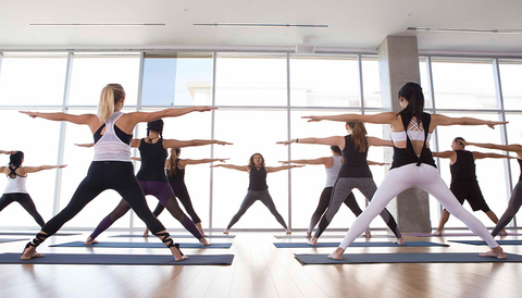 YogaWorks Q2