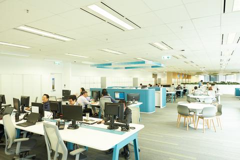 The Digital Workplace Of Ricoh Hong Kong (image: Ricoh)