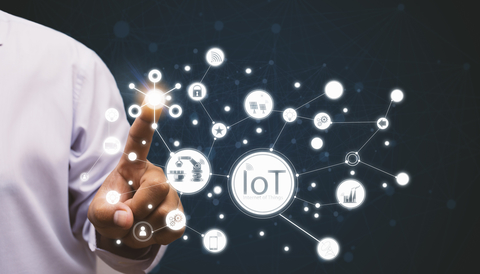 Interest in the IoT is running high (Image Art24hr / iStockPhoto)