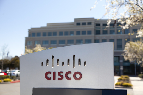 Cisco has reported a solid 6% increase in revenue for its most recent fiscal year (Image JasonDoiy / iStockPhoto)