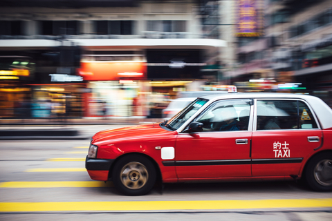 Octopus Cards has integrated its payment capabilities with HKSTP incubatee Wetaxi Technology Company's new WETAXI HK app (Image RyanJLane / iStockPhoto)