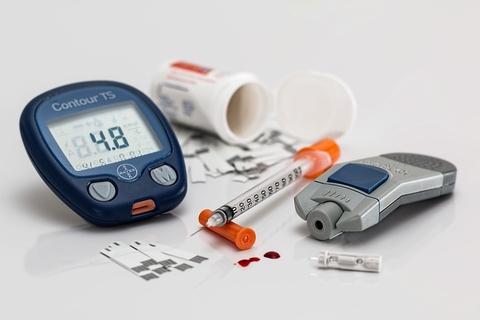Diabetes paraphernalia