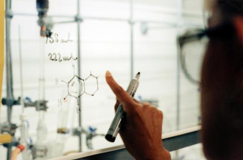 Research & development (Image: AstraZeneca)